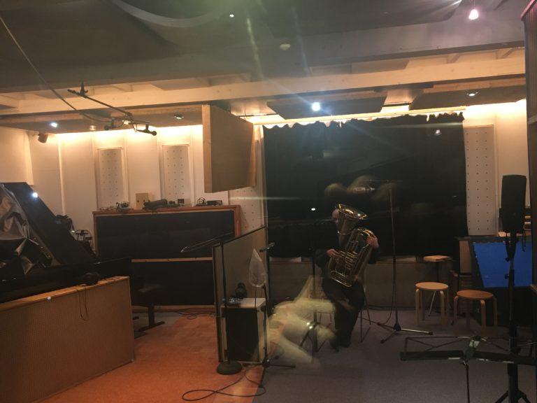 Homeland-Tuba-Recording