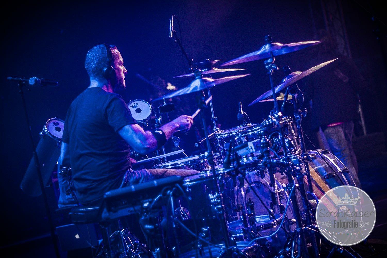 Urbanatix Schlagzeuger Jonas Wilms
