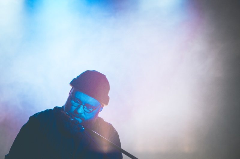 Moses live - Foto © Lutz Adorf